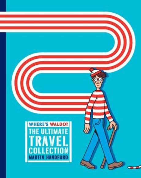 Wheres Wally Ultimate Travel Collection