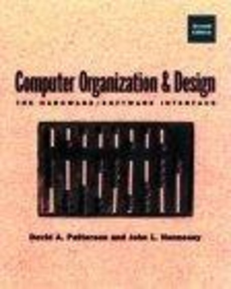 Computer Organization and Design Second Edition