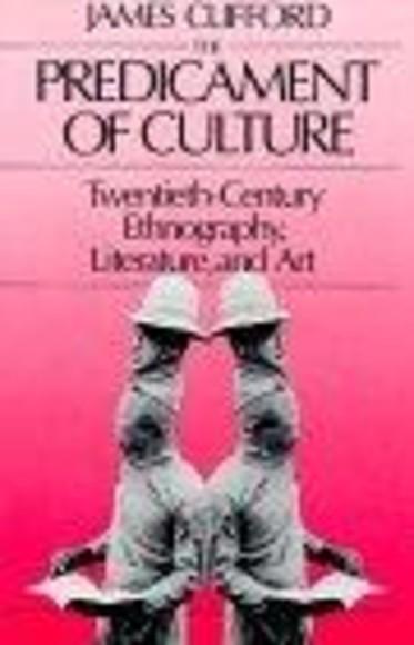 The Predicament of Culture