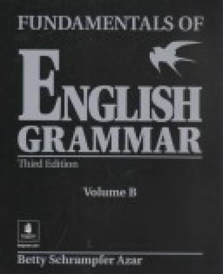 Fundamentals of English Grammar