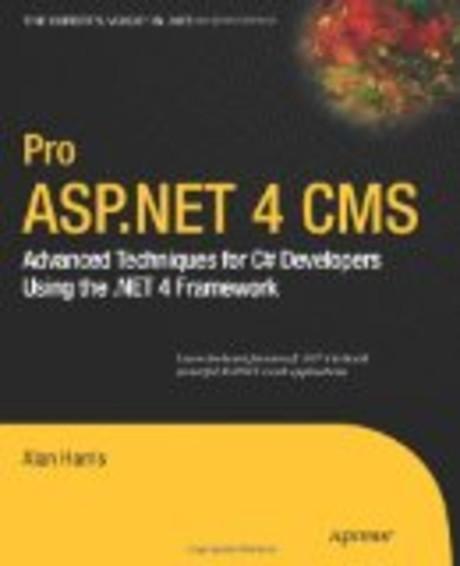 Pro ASP.NET 4.0 CMS