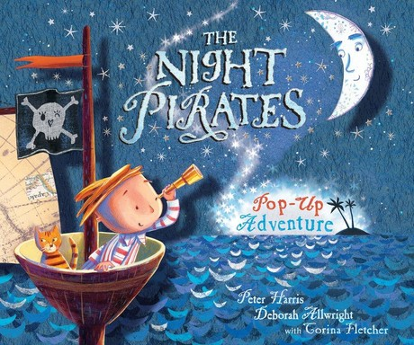 The Night Pirates Pop-up Adventure