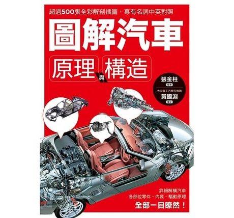圖解汽車原理與構造