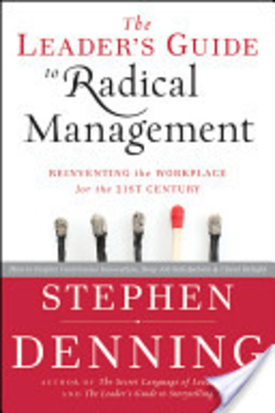 The Leader's Guide to Radical Management