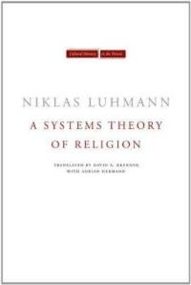 A Systems Theory of Religion