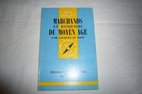 Marchands et banquiers du Moyen âge
