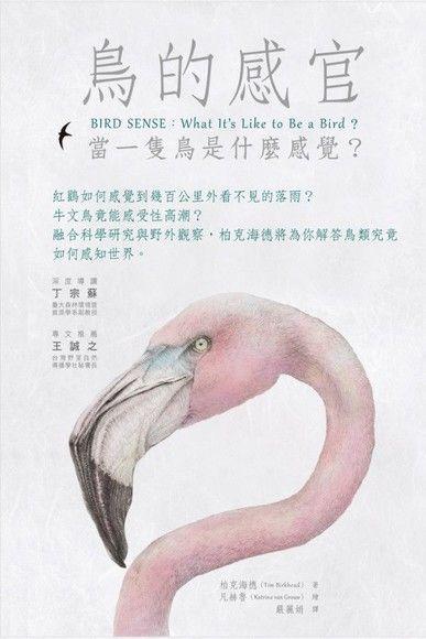 鳥的感官:當一隻鳥是什麼感覺?(精裝)