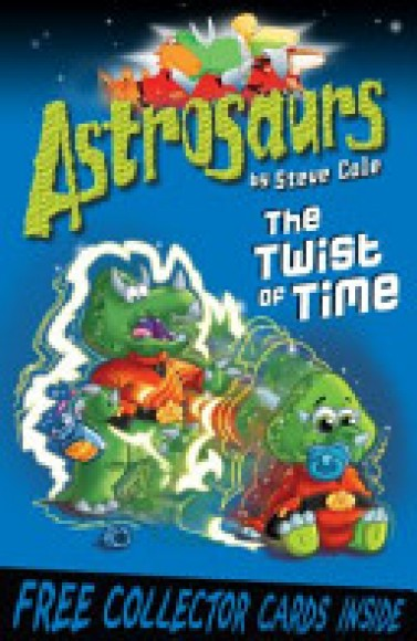 Astrosaurs: The Twist Of Time
