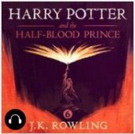 Harry Potter and the Half-Blood Prince (BK6)