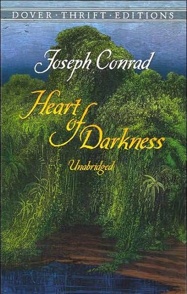 an analysis of the image of africa in the novel heart of darkness by joseph conrad and things fall a