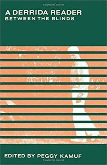A Derrida Reader
