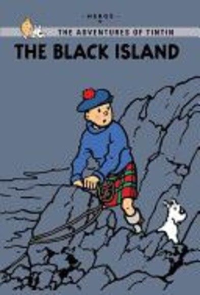 Tintin Young Readers Edition: The Black Island