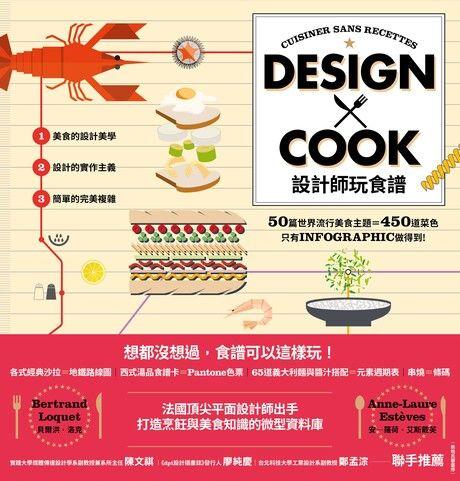 設計師玩食譜:DESIGN × COOK