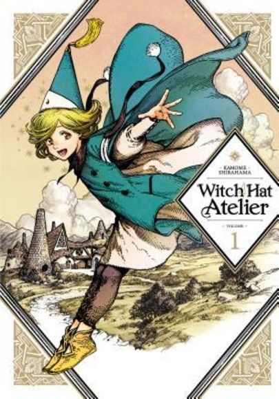 Witch Hat Atelier, Vol. 1
