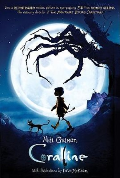 Coraline Movie Tie-in Edition