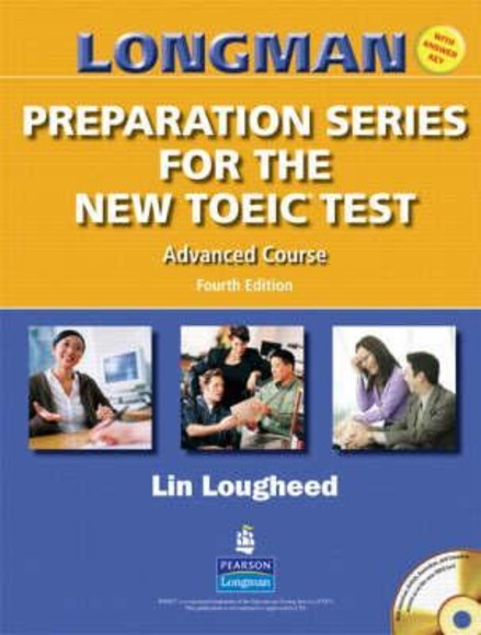Longman Preparation Series for the New TOEIC(R) Test
