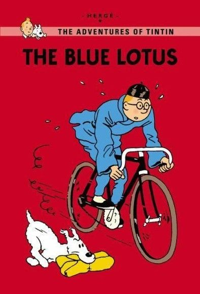 Tintin Young Readers Edition: The Blue Lotus