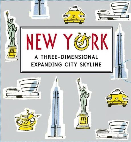 NEW YORK - A THREE-DIMENSIONAL