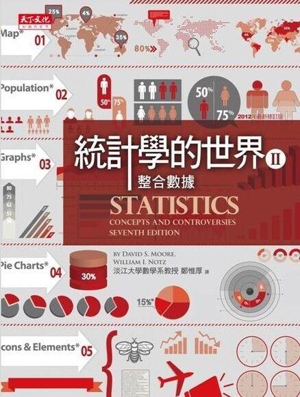 統計學的世界 II(2012年最新修訂版)