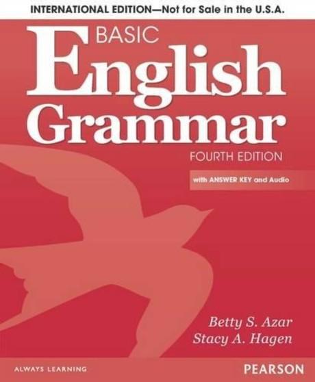 Basic English Grammar with Answer Key and Audio
