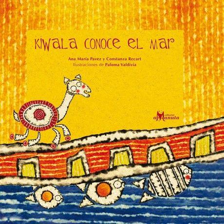 Kiwala conoce el mar