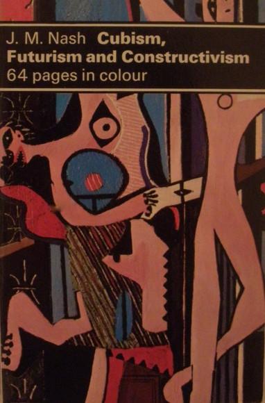 Cubism, futurism and constructivism