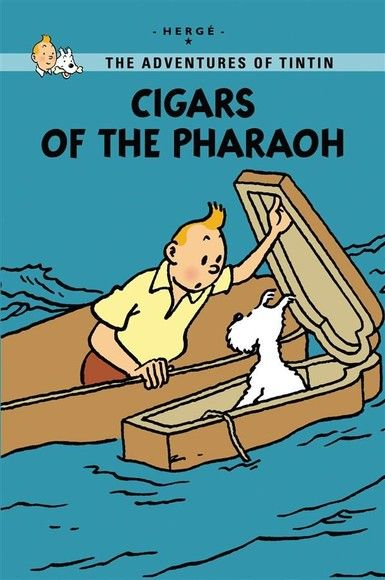 Tintin Young Readers Edition: Cigars of the Pharaoh