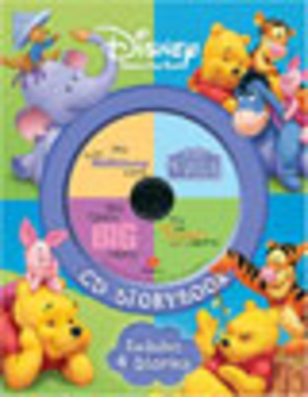 Disney Winnie the Pooh CD Storybook