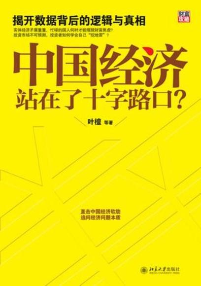 中國經濟站在了十字路口?(簡體書)