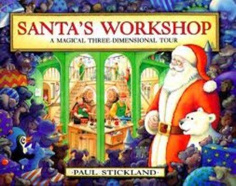 Santa's Workshop Pop-up