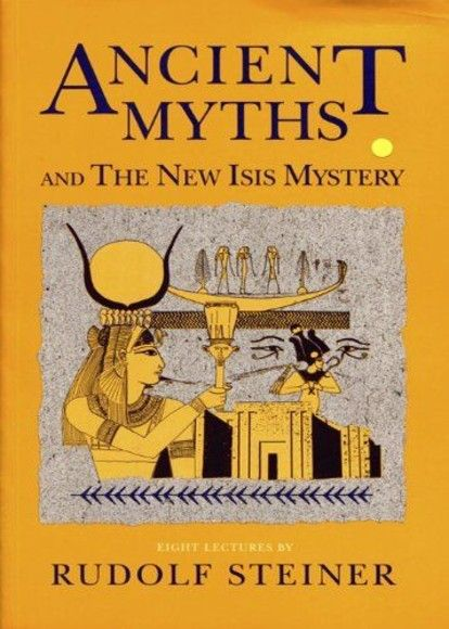 Ancient myths and the isis mystery