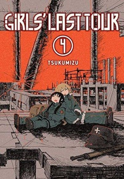 Girls' Last Tour, Vol. 4