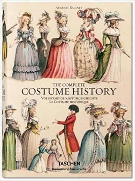 Auguste Racinet: The Complete Costume History