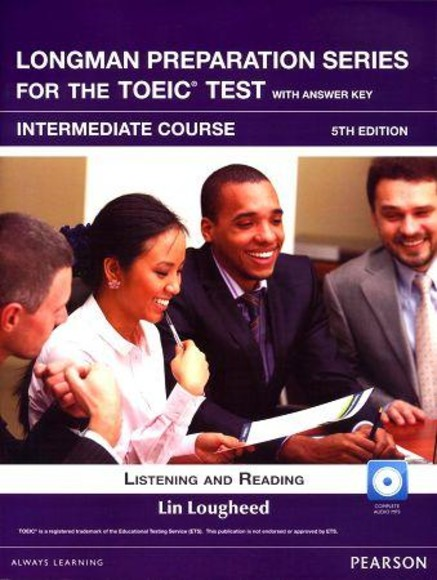 Longman Preparation Series for the TOEIC Test