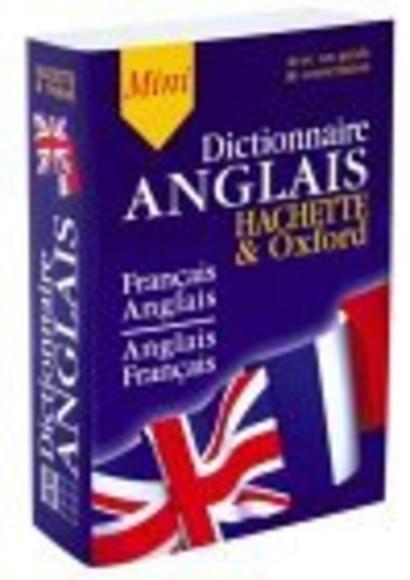 Mini-Dictionnaire Français/Anglais Anglais/Français
