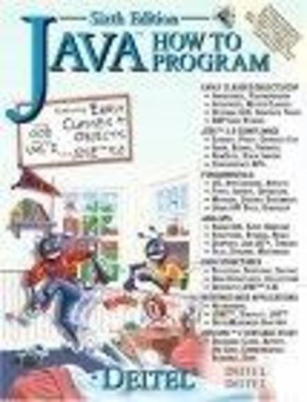 Java How to Program