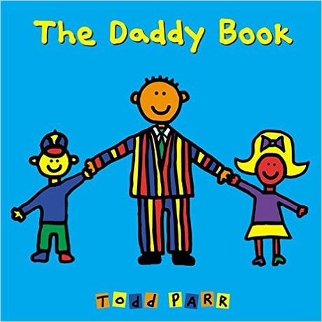 The Daddy Book 我愛爸爸(外文書)