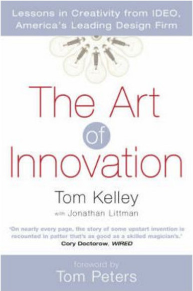 The Art of Innovation : Lessons in Creativity from Ideo, America's Leading Design Firm