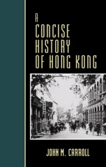 A CONCISE HISTORY OF HONG KONG