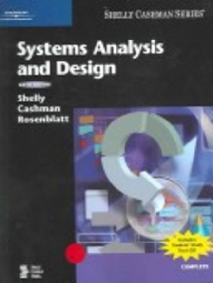 Systems Analysis and Design, Sixth Edition