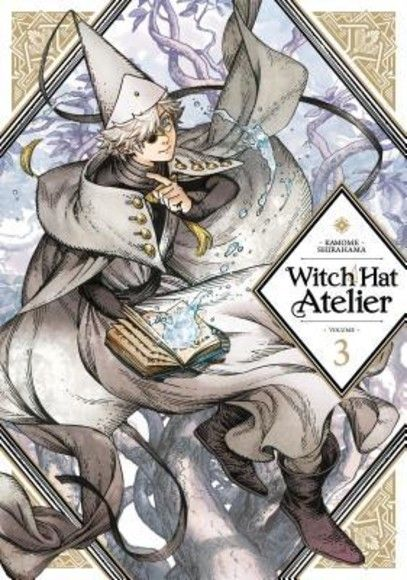Witch Hat Atelier, Vol. 3
