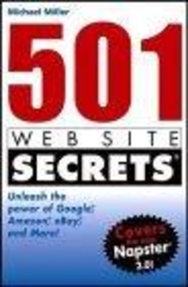 501 Web Site Secrets