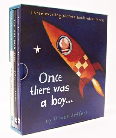 Once There Was a Boy ...