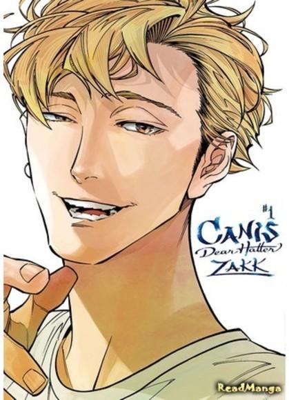 CANIS-Dear Hatter-#1