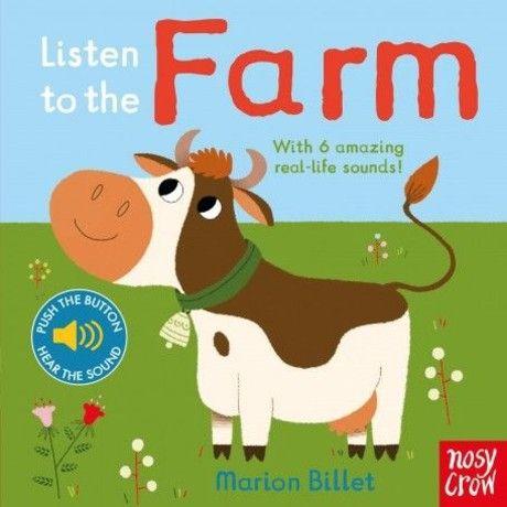 Listen to the Farm   聽!農場的聲音(外文書)