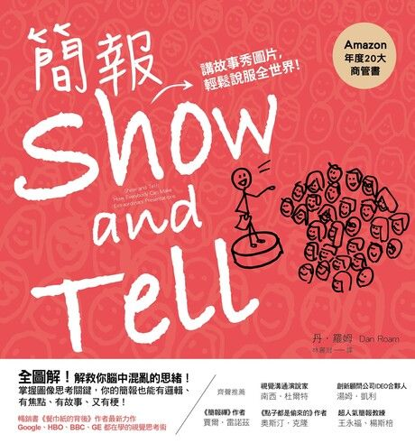 簡報Show and Tell