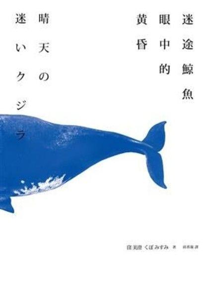 迷途鯨魚眼中的黃昏