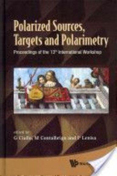 Polarized Sources, Targets and Polarimetry