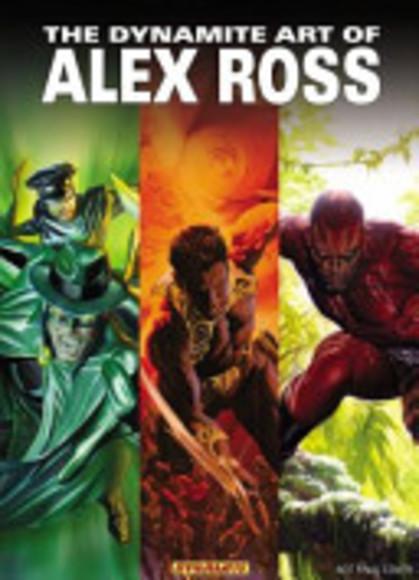 The Dynamite Art of Alex Ross HC