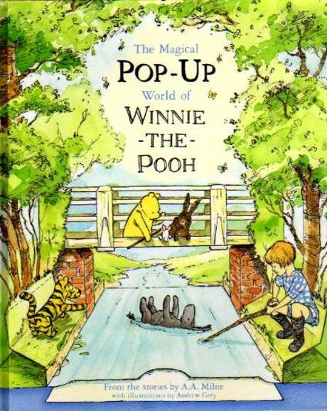 The Magical Pop-up World of Winnie-the-Pooh